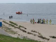 Bij Lelystad gevonden drenkeling in IJsselmeer blijkt vrouw waar in het Ketelmeer naar werd gezocht