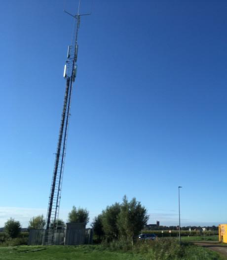 Ook nieuwe locatie zendmast Elburg stuit op veel verzet