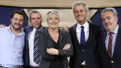 Vlaams Belang, Front National en Geert Wilders geloven in Europese fractie