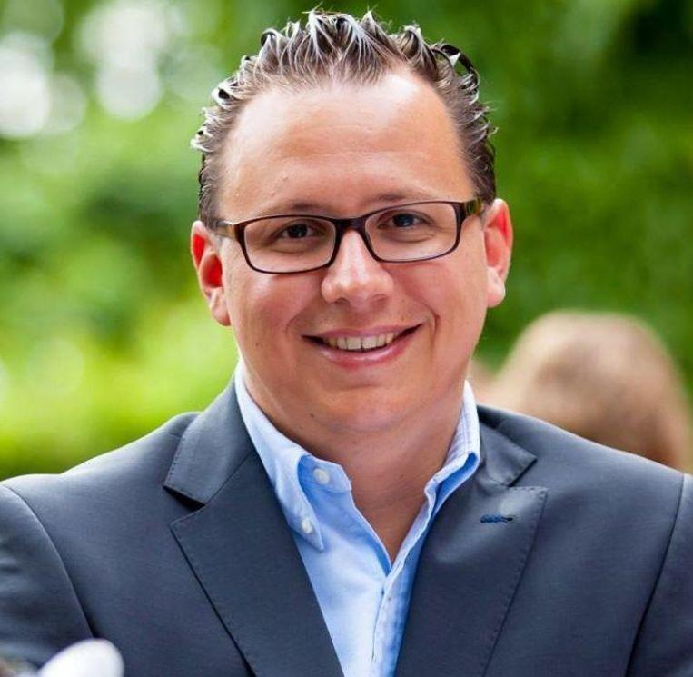 Raadslid Wim Claes.