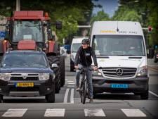 Hoe krijg je werknemers uit de auto?  Door ze een e-bike te laten uitproberen