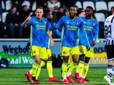 Feyenoord pakt volle buit na spectaculaire tweede helft tegen Heracles
