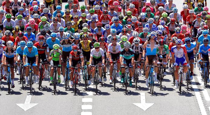 De Vuelta dit jaar tussen Marbella en Caminito del Rey in Malaga