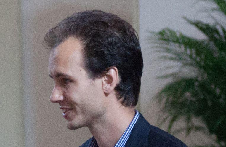 Doctoraatstudent David Veltman schrijft een biografie over Felix De Boeck