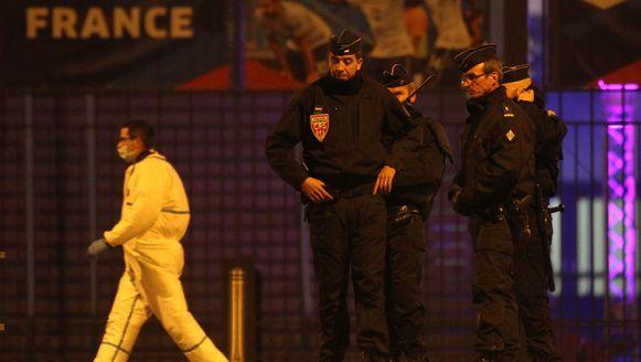 Het Stade de France na de aanslagen