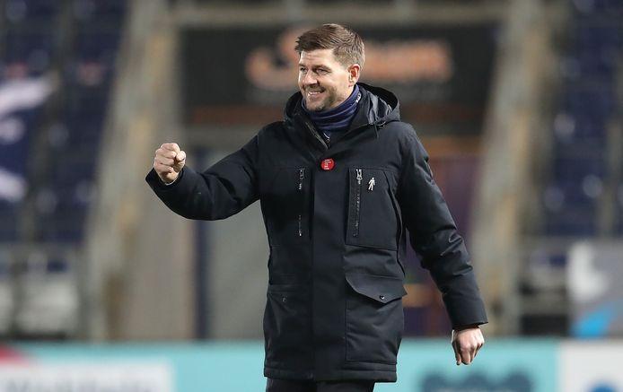 Comme l'an dernier, Steven Gerrard peut emmener ses troupes en seizièmes de finale de l'Europa League et il espère conclure dès jeudi contre le Standard.