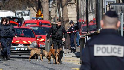 Bombrief explodeert bij IMF in Parijs: één gewonde