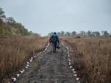 Mee op explosievenjacht: vreedzame Oekraïense vallei blijkt mijnenveld