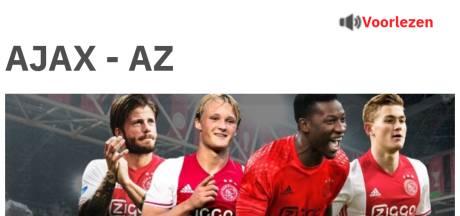 Kampioenschap PSV vergeten? ArenA verkoopt tickets voor 'kampioenswedstrijd' tegen AZ