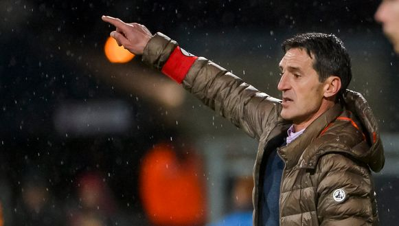 Cedomir Janevski moet het stellen zonder 9 spelers tegen RC Genk