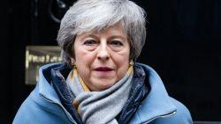 """May zet Britse parlement voor het blok: """"Nu is het tijd om te beslissen"""""""