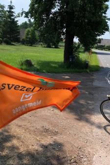 Volledige buitengebied van Veluwe kan aan glasvezel
