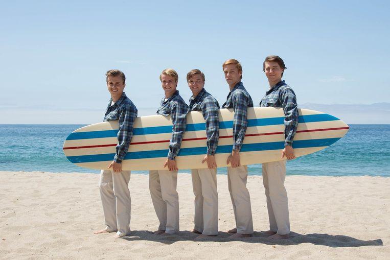 8. Film: Love & Mercy. 'Ik weet alles over The Beach Boys, dus de film bevatte niets dat ik nog niet wist, maar ik was wel erg onder de indruk van de precisie van de makers.' Beeld .