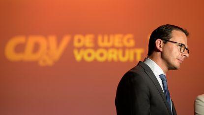 Wouter Beke stapt (nog) niet op als voorzitter CD&V