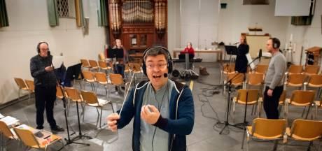 Koor Laudate Dominum uit Sprang-Capelle brengt Sinterklaaslied uit: coronaproof mét clip
