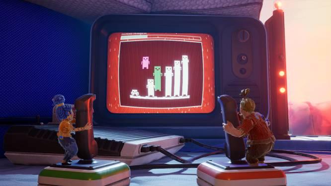 Veelbelovende game 'It Takes Two' wil je weer met veel liefde doen vloeken op je medespeler