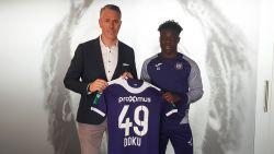 """Doku verlengt contract bij Anderlecht tot 2022: """"Een weloverwogen en logische stap"""""""