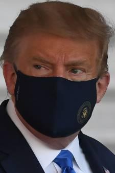 Was de besmetting van Trump een nieuw middel in de strijd?