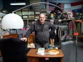 Caspar Nabben is onmisbaar in kringloopwinkel in Huissen