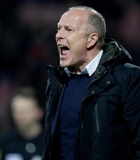 Roosendaler Robert Molenaar nieuwe trainer Almere City FC