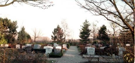 Minder inkomsten begraafplaatsen West Betuwe