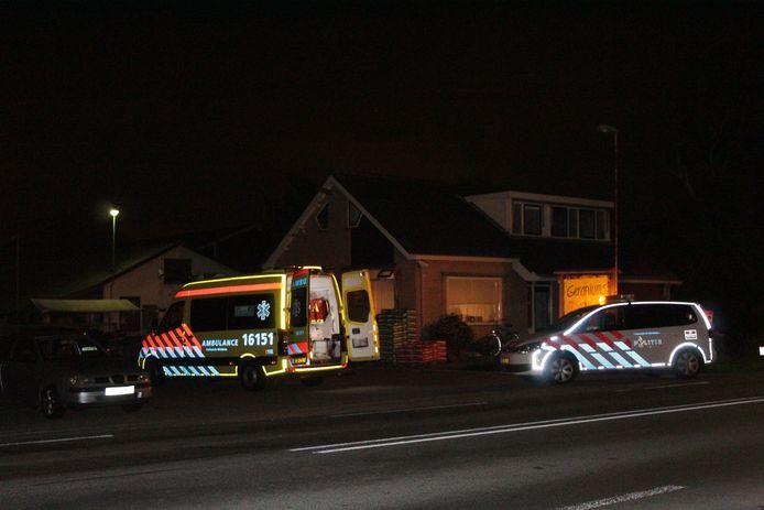 Vrijdagavond 14 juni vond op een parkeerplaats in Zevenhuizen een incident plaats waarbij twee personen gewond zijn geraakt.