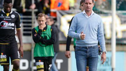 """Lokerencoach De Boeck voor loodzware klus tegen leider Westerlo: """"Eén goaltje, en alles wordt anders"""""""
