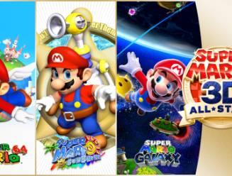 Drie lessen in gamegeschiedenis die je vindt in Super Mario 3D All-Stars