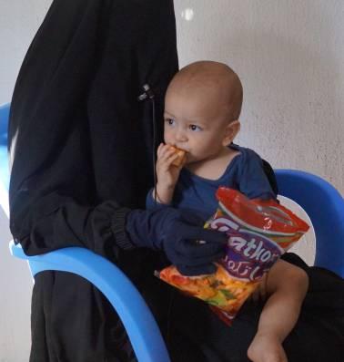"""Deze Nederlandse is zwanger van een Belgische jihadist, maar wil terug naar Nederland: """"Ik wil niet in de gevangenis van Syrië bevallen"""""""
