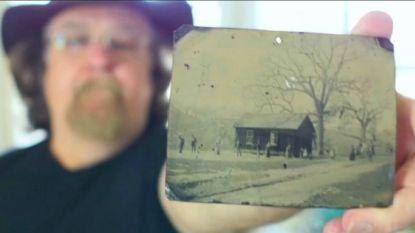 Randy kocht deze foto voor 2 dollar in kringloopwinkel. Blijkt die nu miljoenen waard te zijn