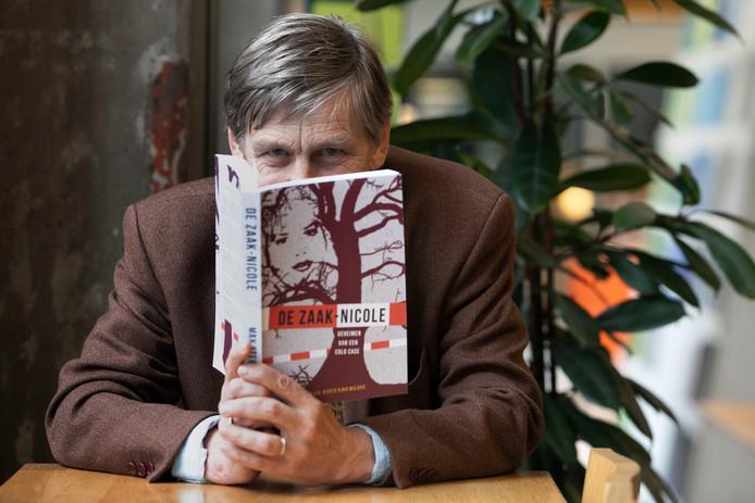 Journalist en auteur van het boek 'De zaak Nicole' Max Steenberghe.