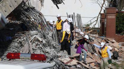 Al veertien doden geteld na zware aardbeving Taiwan