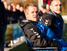 Trainer van Saasveldia vertrekt