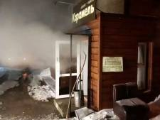 Hotelgasten levend gekookt door gebroken verwarmingsleiding