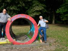 Kunst in Park nog niet druk in Oosterhout, maar potentie is er