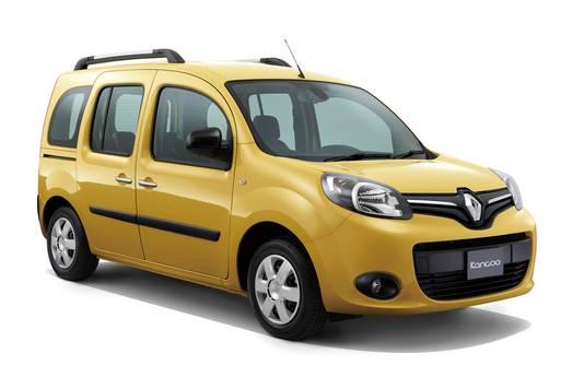 Renault Kangoo Family.