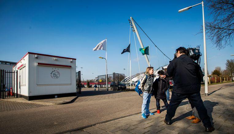 Trainingscomplex De Toekomst. Beeld Hollandse Hoogte /  ANP
