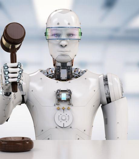 Computer als rechter is zo'n slecht idee nog niet, maar discriminatie ligt op de loer
