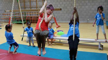 Sportpret vzw organiseert gratis sport en spel voor kansarme kinderen
