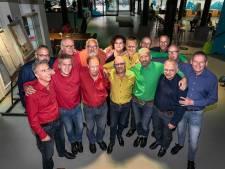 Gay mannenkoor uit Eindhoven wil niet alleen zingen, maar er óók leuk uitzien