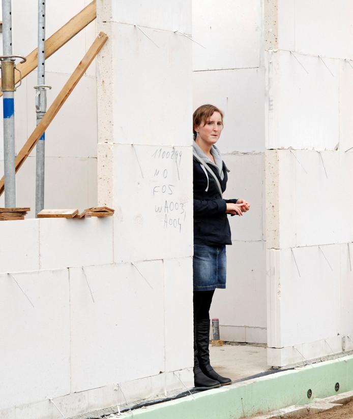 Ook bij plan Exterbroek in Dongen was sprake van een CPO-project. Daar sloegen negentien  mensen de handen ineen voor de bouw van hun droomwoning. FOTO JAN STADS/PIX4PROFS