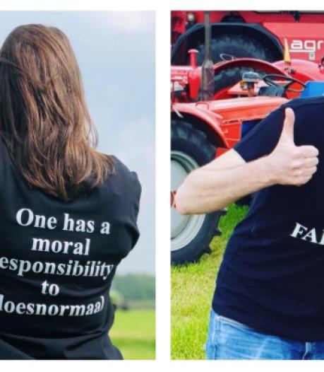 Boerenactie #doesnormaal maakt veel los: 'Het was geweldig, kippenvel'