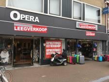 Winkelier legt huurrekening op toonbank om leegloop Osse Heuvel te verklaren