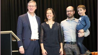 Rein Sobrie verkozen tot nieuwe voorzitter CD&V Kasterlee