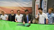 Indupol bouwt zesde keer mee aan zonnewagen