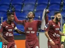 Aaron Leya Iseka fait chuter Lyon de son trône