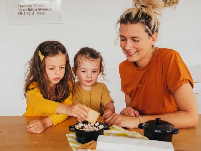 """COLUMN: Lara Switten, mama van 3, strijdt tegen kanker en geniet na haar zwaarste week ooit ten volle van haar dochters: """"Ik slorp hun energie op"""""""