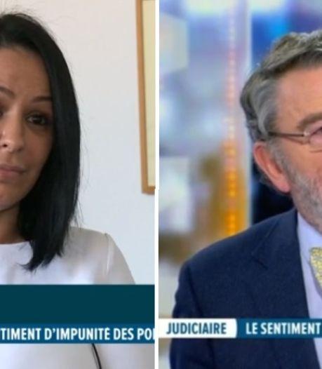 La policière agressée à Saint-Josse témoigne, Luc Hennart déplore ses propos