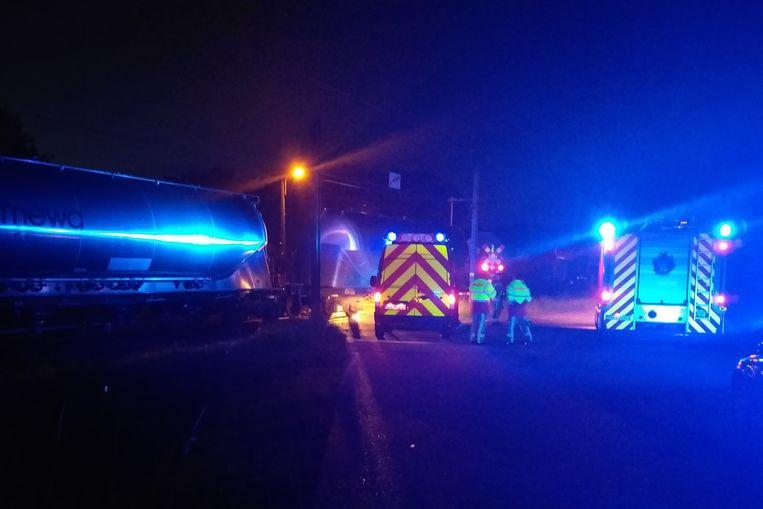 Le frère et l'oncle de la victime comptaient parmi les pompiers volontaires dépêchés sur les lieux de l'accident