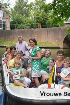 Toch geen rondvaartboten in IJsselstein deze zomer